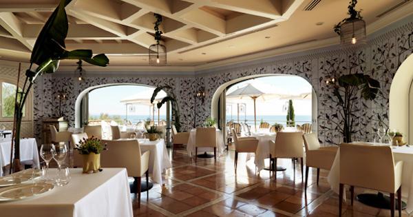 Hotel Il Pellicano Restaurant