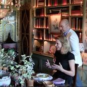 Quintessence At Home Video with Susanna Salk and Howard Slatkin