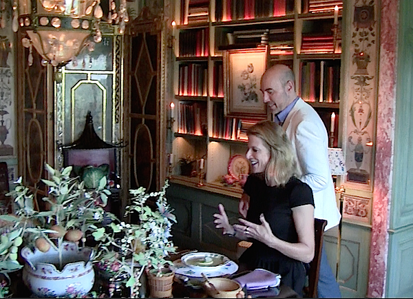 Quintessence At Home Video with Susanna Salk and Howard Slatkin