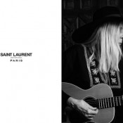 Style Knows No Age | Joni Mitchel for Saint Laurent