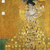 klimt's woman in gold -adele bloch bauer 1-1907