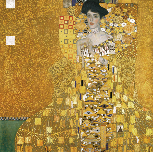 Woman in Gold at the Neue Galerie  Quintessence