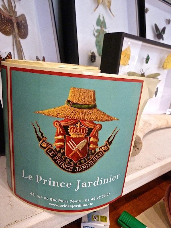 Paris finds palais furst in saint germain quintessence - Le prince jardinier ...