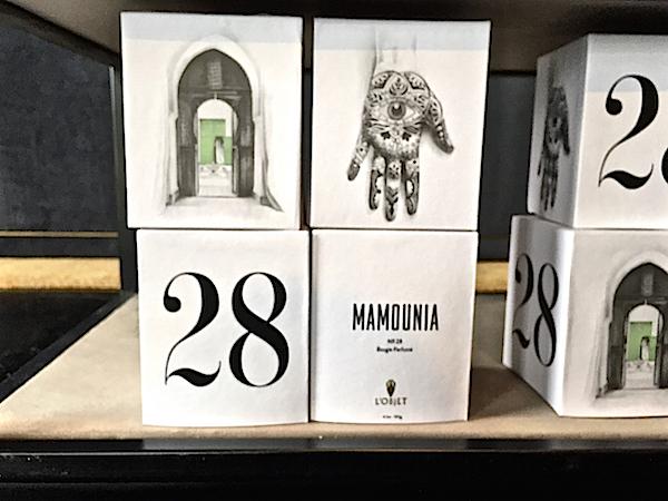 l'objet parfums de voyage packaging