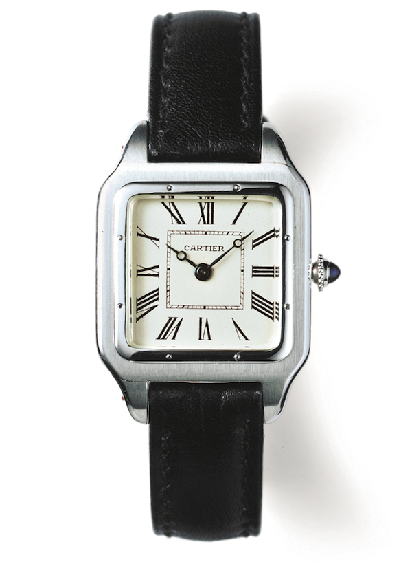 Cartier in the 20th Century - 1914 Santos