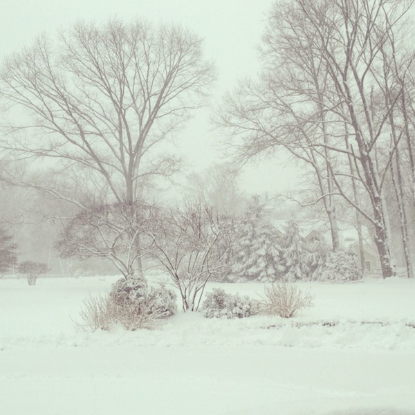 winter in connecticut
