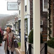 Holiday Shopping in Connecticut with Nina Campbell
