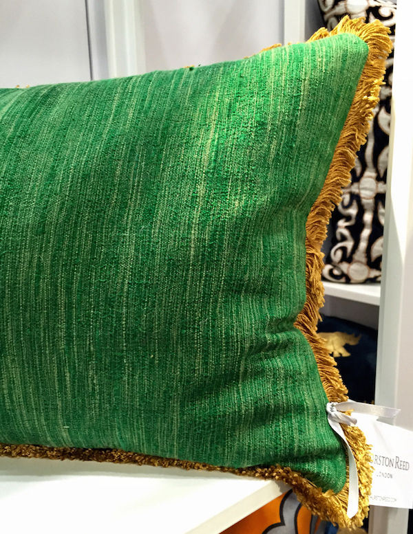 thurston reed pillow at ny now 2015