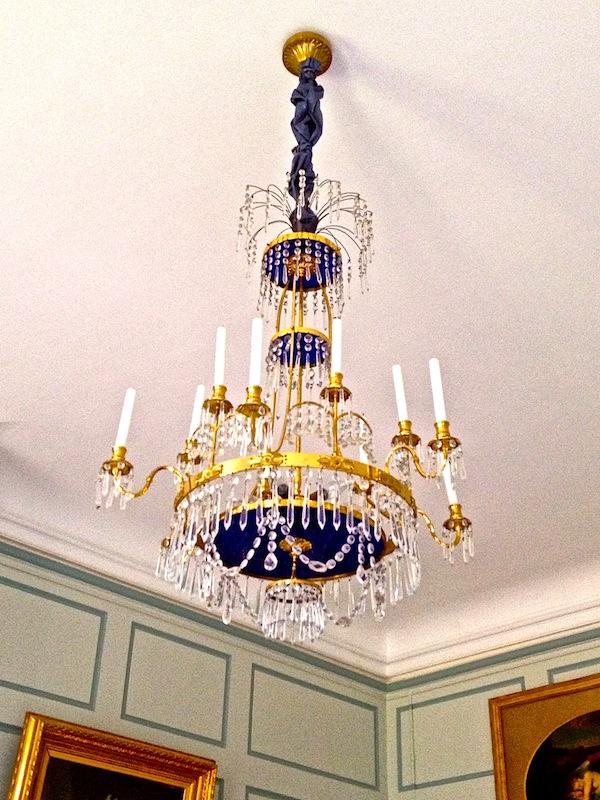 timothy corrigan swedish chandelier